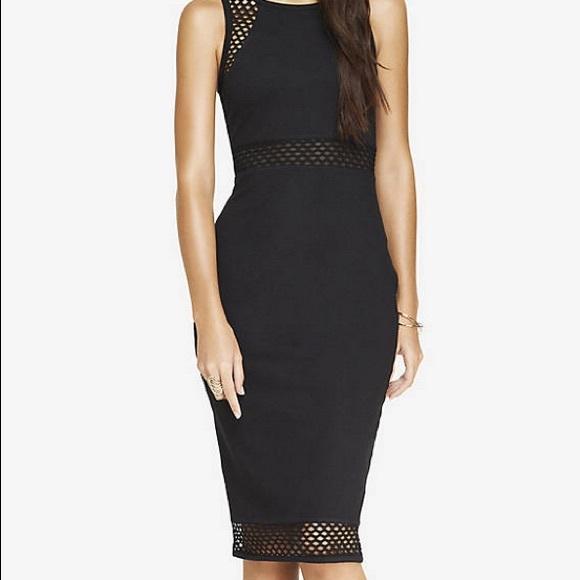 Express Dresses & Skirts - Black Express Dress